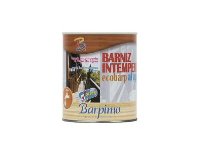 Barniz Intemperie Satinado al Agua