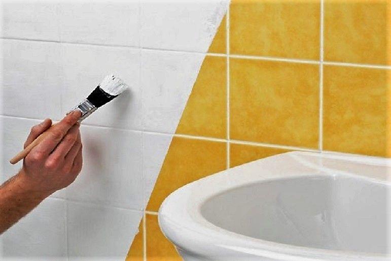 Cómo renovar los azulejos de cocina y baño