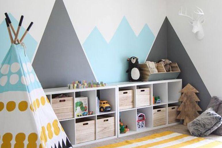 Ideas Para Pintar Y Decorar Paredes - Pintar-y-decorar-paredes